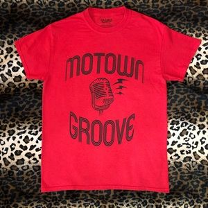 Retro Motown Groove We Have Soul Music T-Shirt
